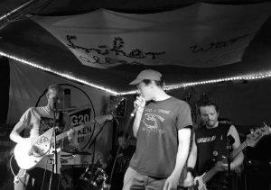 Foto der Band 'Testbunker'