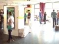 Ausstellung in der Pausenhalle